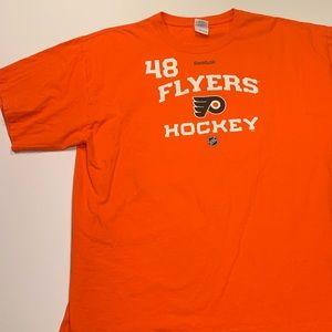 NHL Philadelphia Flyers Danny Briere T-shirt